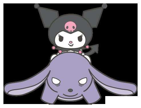 File:Sanrio Characters Kuromi--Baku Image001.png