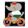 File:Sanrio Characters Zou Jitensha Image004.png