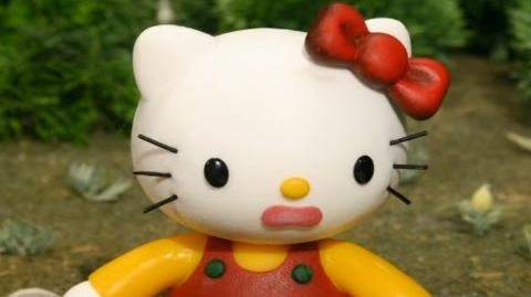 Hello Kitty Stump Village 25