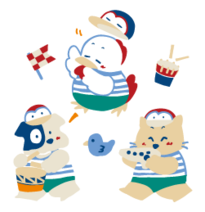 Sanrio Characters Brownies Story Image007