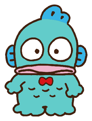 File:Sanrio Characters Hangyodon Image003.png