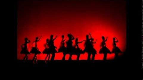 Morning Musume『Osaka Koi no Uta』 (Dance Shot Ver