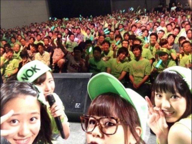 Shanimuni Paradise (Ikuta,Iikubo,Oda) Ikuta Erina 16th Birthday Event