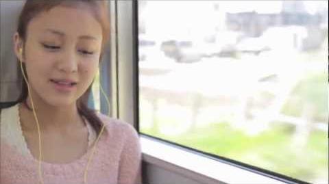 ℃-ute - Kimi wa Jitensha Watashi wa Densha de Kitaku (MV) (Hagiwara Mai Train Lip Ver