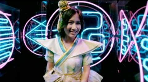 ℃-ute - Edo no Temari Uta II (MV) (Okai Chisato Close-up Solo Ver