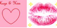 Hugs & Kiss