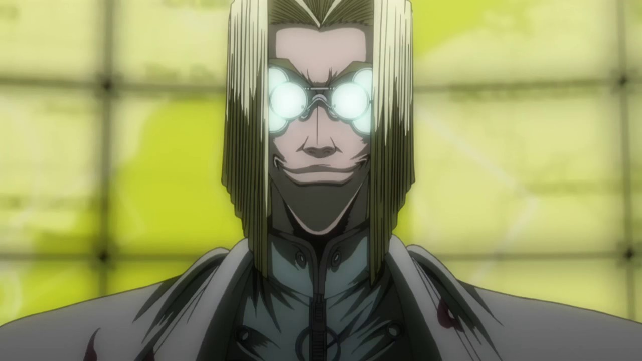 The Doctor | Hellsing Wiki | FANDOM powered by WikiaHellsing Ultimate Characters