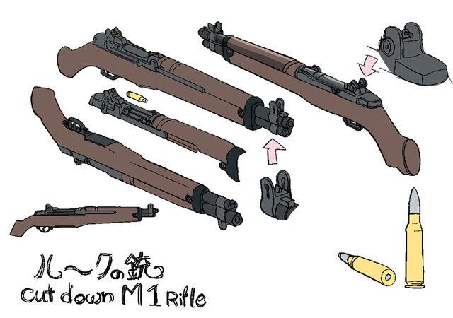 File:Jan Valentine's Cut Down M1 Rifle.jpg