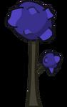 Purple Tree Small