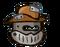 Cowboy Knight Helmet