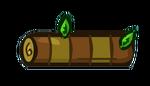 Palm Tree Log