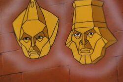 Masks of Power
