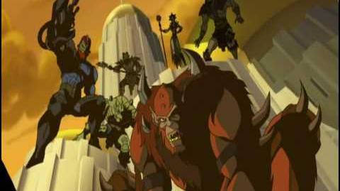 He-man 2002 Intro
