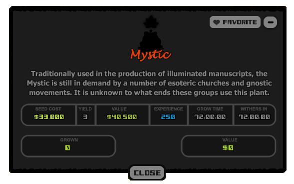 36 Mystic