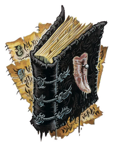 File:Tome of the Stilled Tongue by Wayne Reynolds.jpg