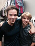 Nathan and Jace