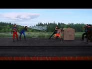 Danger & Thunder Screencap 71