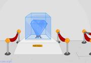 Museum diamond exhibit