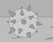 Cannonball spikes