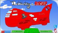 Infiltrating the airship startscreen
