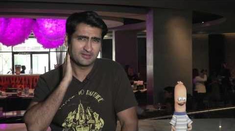 Kumail Nanjiani Mistakes Hot Dog For Penis No You Shut Up!