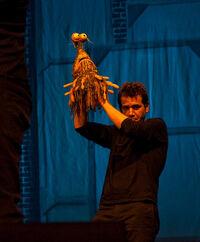 Puppet up Yerrid Aliens
