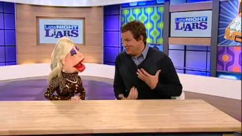 Late Night Liars' Shelley Oceans on GSN Live
