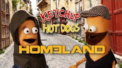 HOMELAND Season 2 Puppet Recap Ketchup with the Hot Dogs