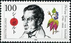 Siebold (timbre RFA)