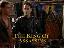 The King of Assassins TITLE