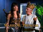 Warrior... Princess TITLE