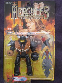 Ares Figure