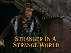 Strange world title