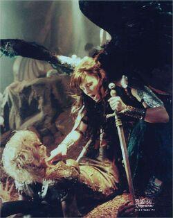 Xena Callisto Angel