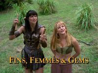 Fins Femmes Gems TITLE