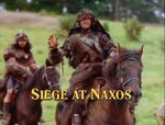 Siege naxos title