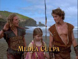 Medea Culpa Title