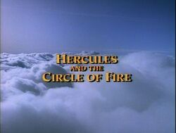 Circle of fire title
