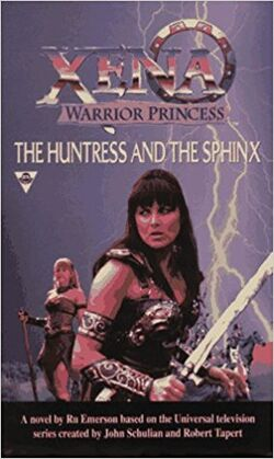 Huntress and the Sphinx