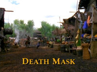 Death Mask TITLE