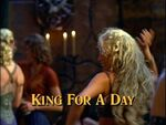 King for day title