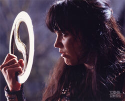 Xena losing her mind, The Ring