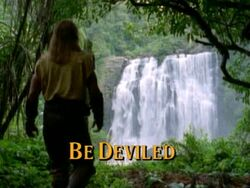 Be Deviled title card