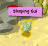 Sleeping Gui