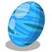 Giant Blue Egg