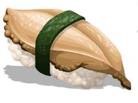 Abalone Sushi
