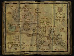 Map K'Chekrik