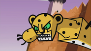 Angery Cheetah King