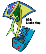 Snake King