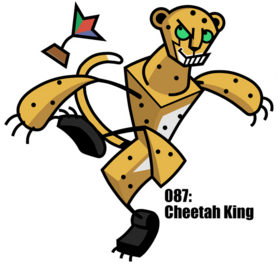 Cheetah King